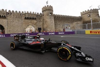 McLaren's good Baku F1 form deceptive - Jenson Button
