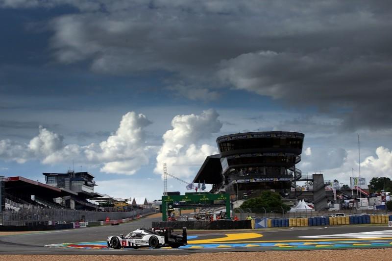 Le Mans 24 Hours: Porsche starts defence with Jani-led practice 1-2