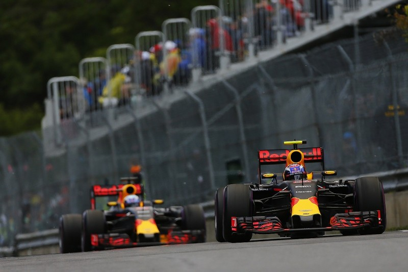 Red Bull 'will lose 1.2s on Baku F1 straight' - Marko