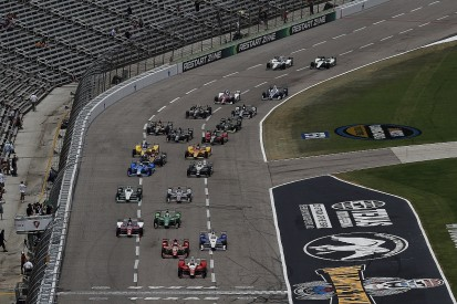 IndyCar teams backed call to resume Texas race in August
