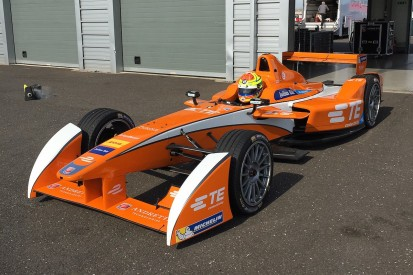 Andretti completes first on-track testing with new FE powertrain