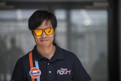 Ex-F1 development driver Ma Qing Hua to make WRC debut in China