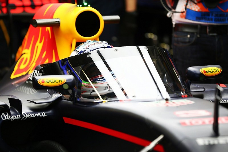 Aeroscreen struggled in FIA's tests of 2017 F1 cockpit protection