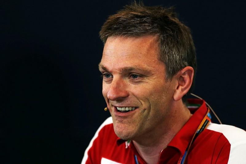 Renault bids to re-sign Ferrari F1 technical director James Allison