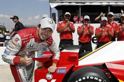 IndyCar Texas: Carlos Munoz takes maiden pole position