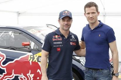 Sebastien Loeb backs Sebastien Ogier in WRC running order rules row
