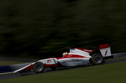 Ferrari junior Charles Leclerc tops Red Bull Ring GP3 test sessions