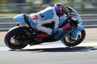 Luis Salom's team explains his fatal crash at Barcelona