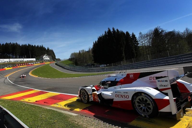 Toyota LMP1 engine failures in last WEC round were Spa-specific