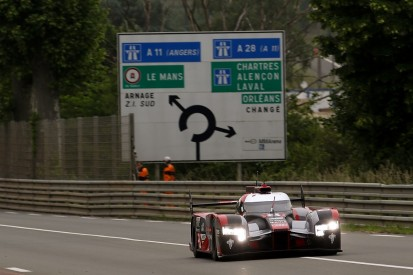 Audi ends Le Mans 24 Hours test day fastest with Lucas di Grassi