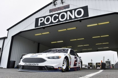Pocono NASCAR Sprint Cup race postponed to Monday due to rain