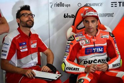 Iannone to start Assen MotoGP race from last after Lorenzo clash