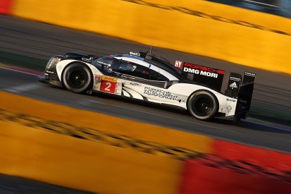 Porsche reverts to 2015 LMP1 battery for Le Mans and rest of WEC