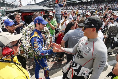 Graham Rahal urges Alexander Rossi to build on Indianapolis 500 win