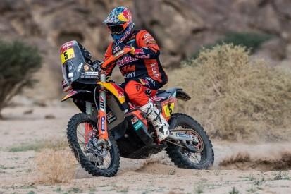 Rallye Dakar 2021: Sunderland greift an, Benavides verteidigt knappen Vorsprung