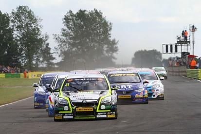 FIA adopts British Touring Car Championship regulations