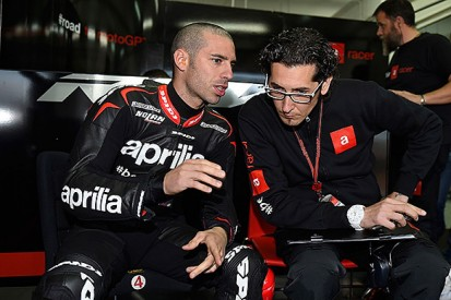 Marco Melandri admits he was reluctant to return to MotoGP