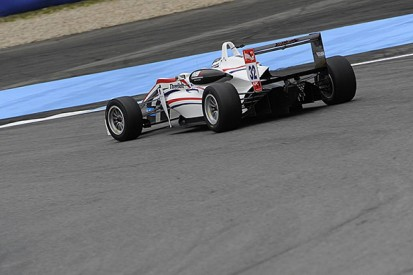 New ThreeBond Formula 3 engine runs at Silverstone
