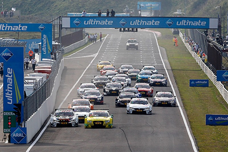 DTM goes back to two-race format for 2015 season