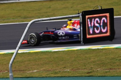 F1's virtual safety car system gets green light for 2015 debut