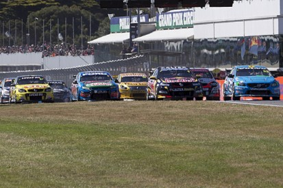 V8 Supercars opens up engine rules in radical 2017 'Gen2' revamp