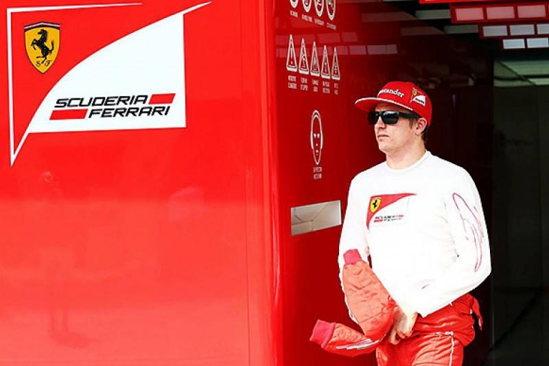 Kimi Raikkonen set to get new race engineer at Ferrari F1 team