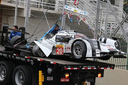 Mark Webber says he has no recollection of Interlagos WEC crash