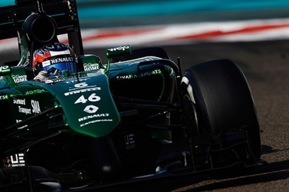Caterham F1 team says racing in Abu Dhabi key to survival chances