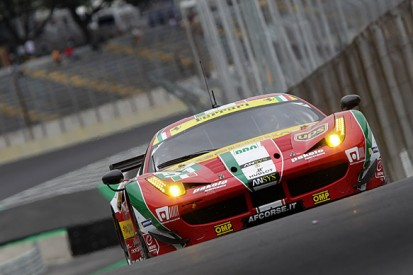 AF Corse to run GTE Ferrari 458 Italia in 2015 Daytona 24 Hours