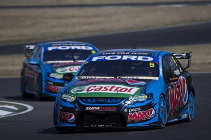 Ford to pull out of V8 Supercars after 2015 season