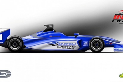 Carlin aims for IndyCar after launching 2015 Indy Lights programme