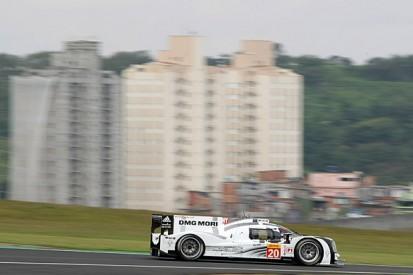 Interlagos WEC: Porsche pair Webber and Bernhard take first pole
