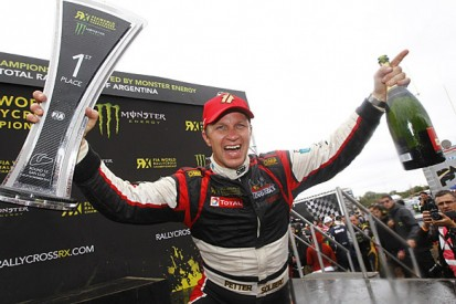 San Luis World Rallycross: Petter Solberg dominates 2014 finale