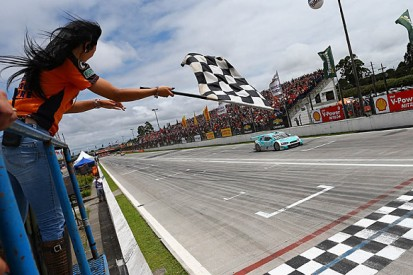 Ex-Formula 1 ace Rubens Barrichello wins Brazil V8 Stock Car title