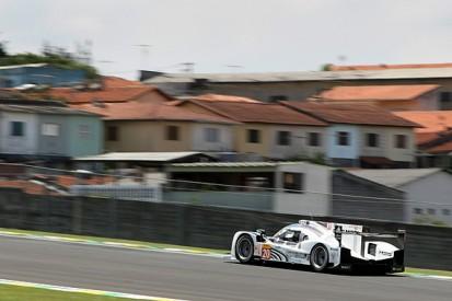 Interlagos WEC: Mark Webber tops Friday practice for Porsche