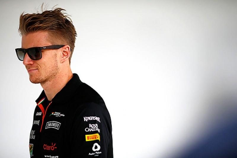 Force India F1 driver Hulkenberg joins Porsche for Le Mans 24 Hours