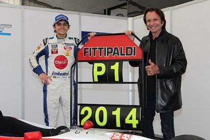 Emerson Fittipaldi's grandson Pietro joins FIA Institute Academy