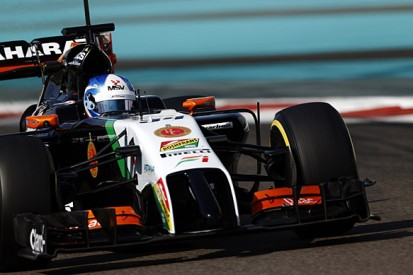 GP2 champion Jolyon Palmer eyes Force India 2015 F1 role after test