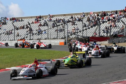 BRDC Formula 4 replaces Formula 3 on British GT package for 2015