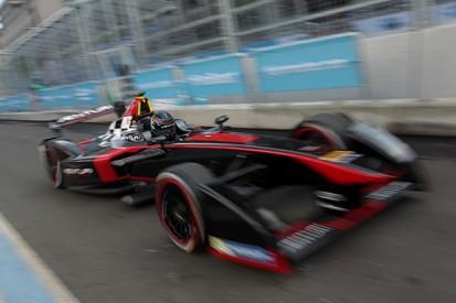"""Nick Heidfeld calls Formula E rival Franck Montagny """"crazy"""""""