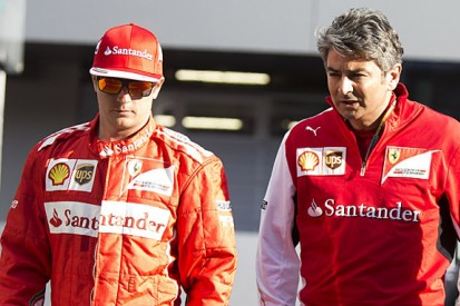 Kimi Raikkonen says ex-Ferrari F1 boss was doing a good job