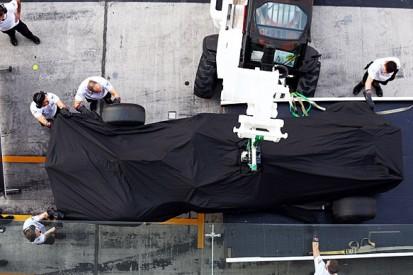 Abu Dhabi F1 test: Fuel/data exchange issue hampered McLaren-Honda