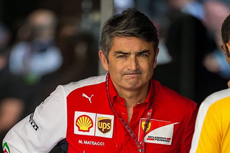 Maurizio Arrivabene replaces Mattiacci as Ferrari F1 team boss
