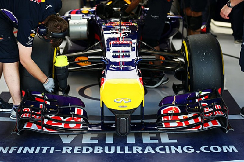 Red Bull F1 team says other teams are pushing flexi-wing limits