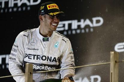 Abu Dhabi GP: Lewis Hamilton wins race and 2014 Formula 1 title