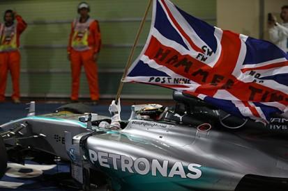 Abu Dhabi GP: Lewis Hamilton says 2014 F1 title better than 2008