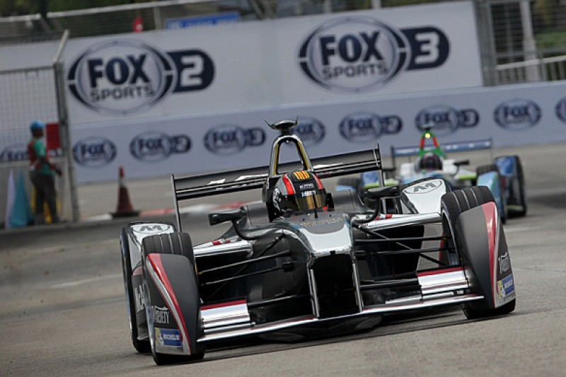 Putrajaya Formula E: Oriol Servia on pole, Nicolas Prost fastest
