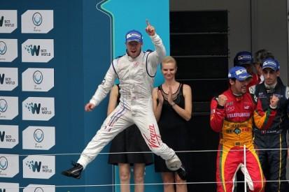 Putrajaya Formula E: Virgin's Sam Bird dominates in Malaysia