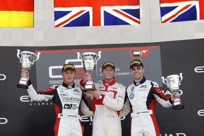 Abu Dhabi GP3: Dean Stoneman beats Marvin Kirchhofer to victory