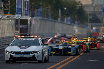 Formula E drops formation lap from Malaysian round